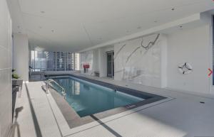 Solt water pool